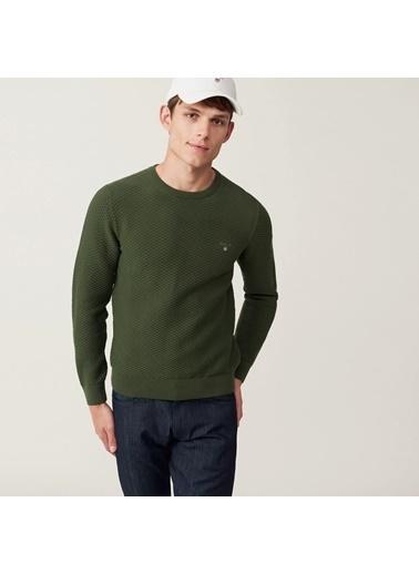 Gant Triko Yeşil